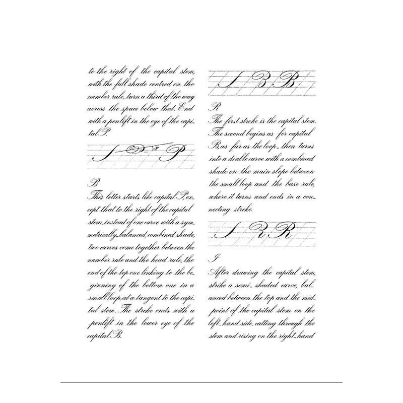 How to write copperplate hamid reza ebrahimi how to write binary letters