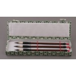 Badger brushes set of 3 pieces