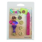 3 Coin Occasions Wax Sealing Set