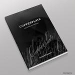Copperplate. Kaligrafia od podstaw