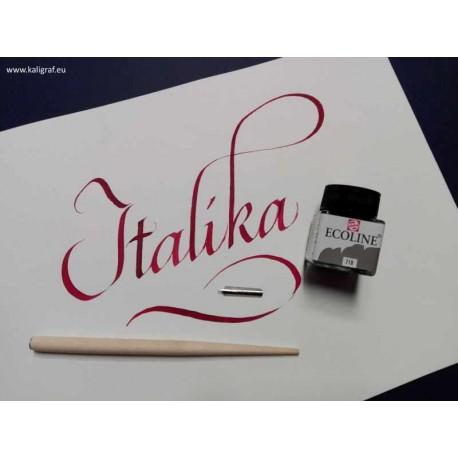 Zestaw do kaligrafii Italika