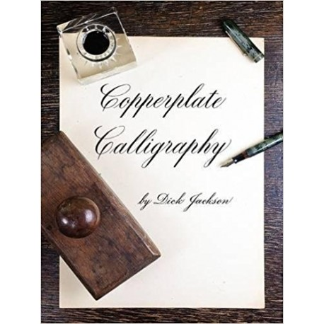 Copperplate Calligraphy D.Jackson