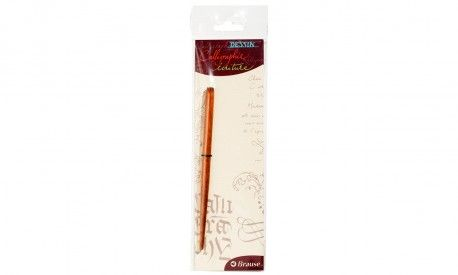 Pack with nib-holder and nibs