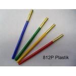 Plastic Penholder with Metal Cap