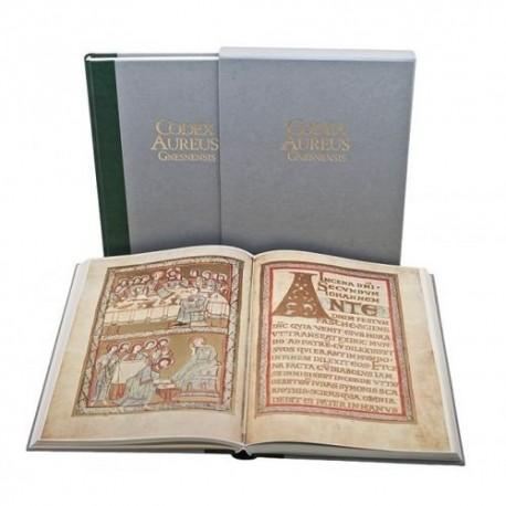 Codex Aureus Gnesnensis - Fascimile