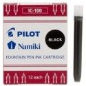 Pilot Parallel Pen Refill Assorted Ink 6 pack