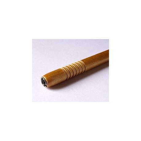 Natural Ribbed Penholder